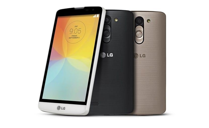 Los dos nuevos LG