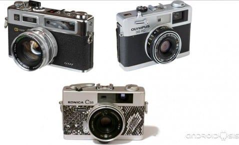 Las tres mejores aplicaciones cámara para Android que no te debes perder