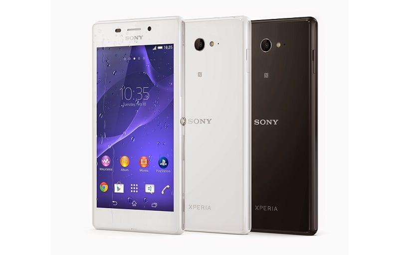 M2 Aqua de Sony