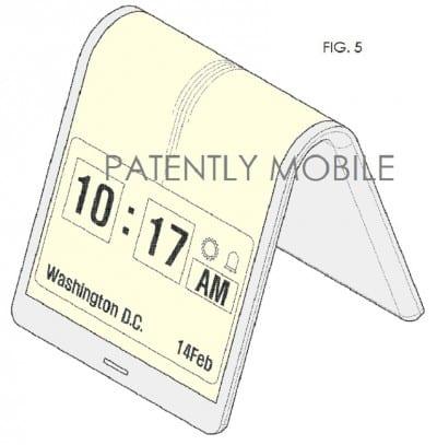 patente Samsung pantalla plegable (1)