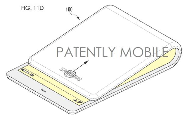 patente Samsung pantalla plegable (7)