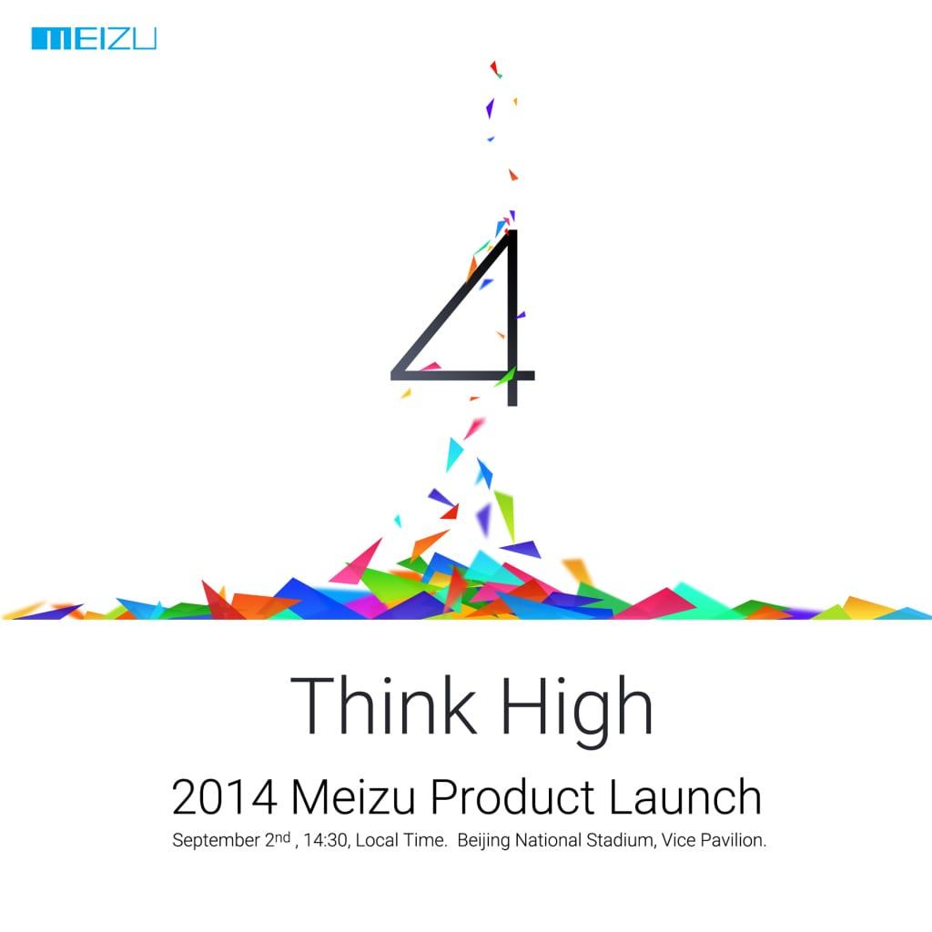 presentación Meizu MX4