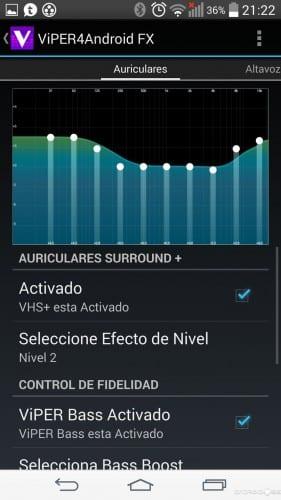 el mejor ecualizador para Android gratis