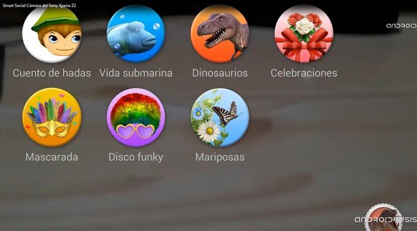 Descarga e instala Smart Social Cámara de Sony Xperia Z2 en cualquier Android 4.1 o superior