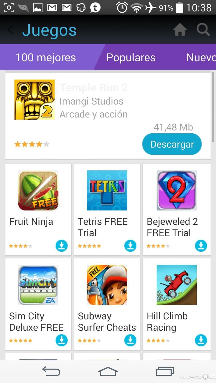nokia c3 descargar aplicaciones apk