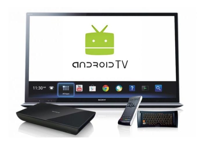 Android TV en Sony Bravia