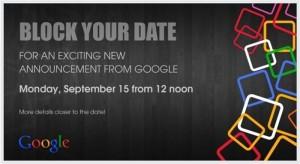 Evento de Google el 15 de septiembre, ¿presentará el Android One?