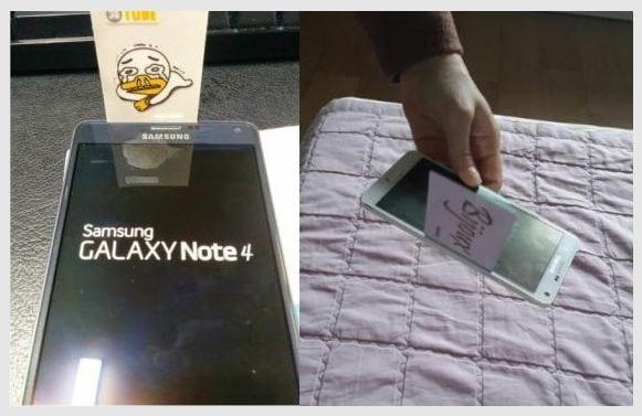 Problemas Samsung Galaxy Note 4