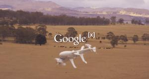 Google experimenta con drones en su Project Wing
