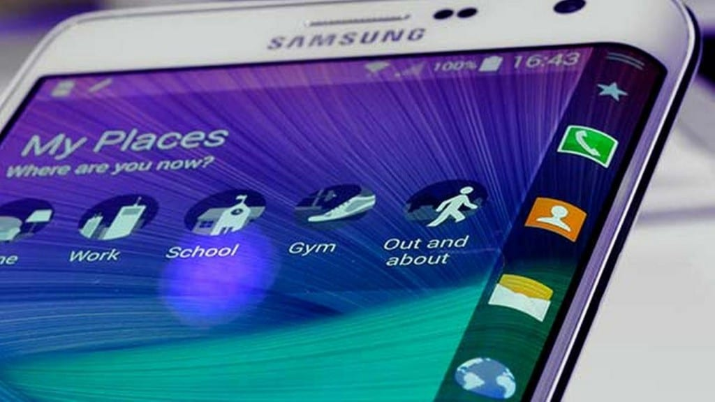 Samsung Galaxy Note Edge (2)