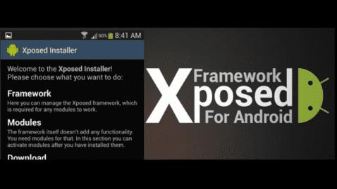 Xposed Modulo