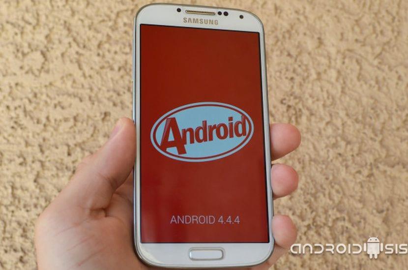 Cómo actualizar el Samsung Galaxy S4 a Android 4.4.4 Google Edition