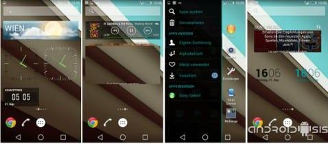 [ROOT] Descarga e instala el Launcher del Xperia Z3 en cualquier Android KitKat y CM11