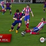FIFA15 Ultimate Team para Android ya se puede descargar en el Play Store de manera gratuita
