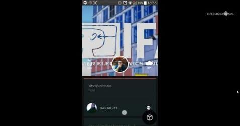 Flow Home, un nuevo concepto de Launcher para Android muy interesante