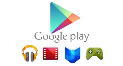 Google Play Ajustes