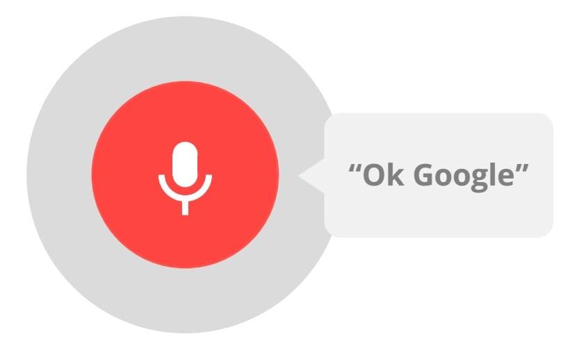 Ok Google desde cualquier pantalla