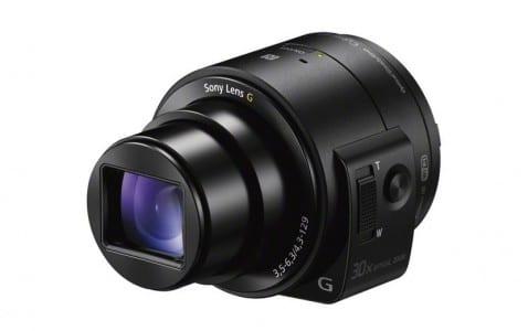 QX30 lente