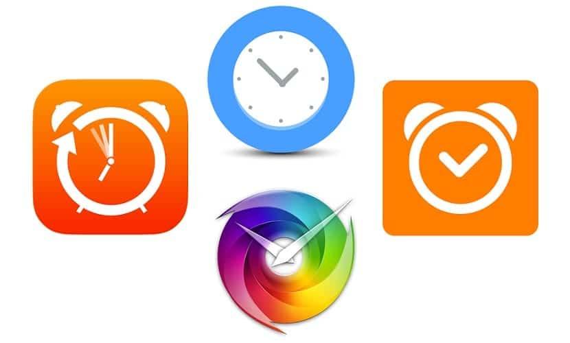 Apps relojes alarma