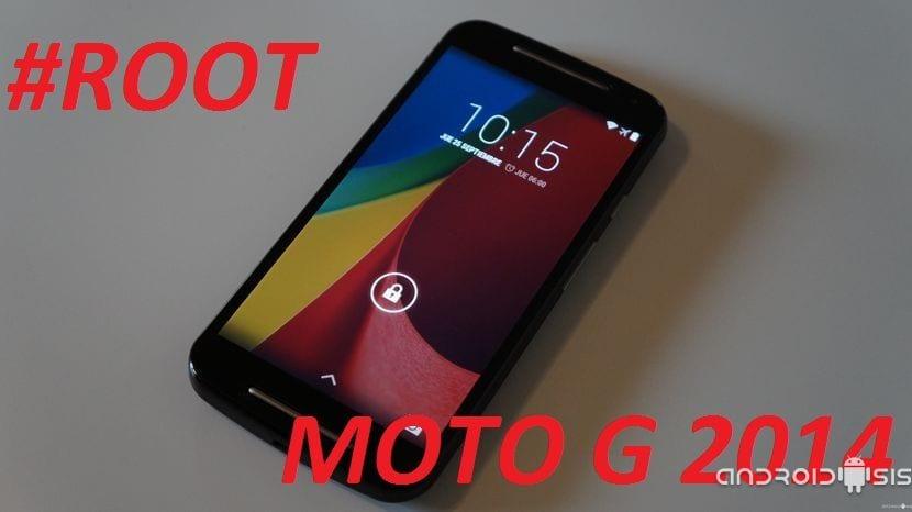 Cómo Rootear el nuevo Motorola Moto G 2104
