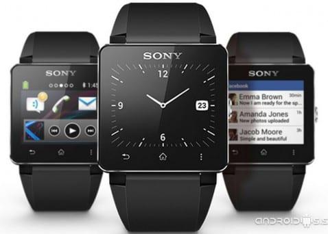 Smartwacht 3 de Sony con Android Wear será presentado en IFA14
