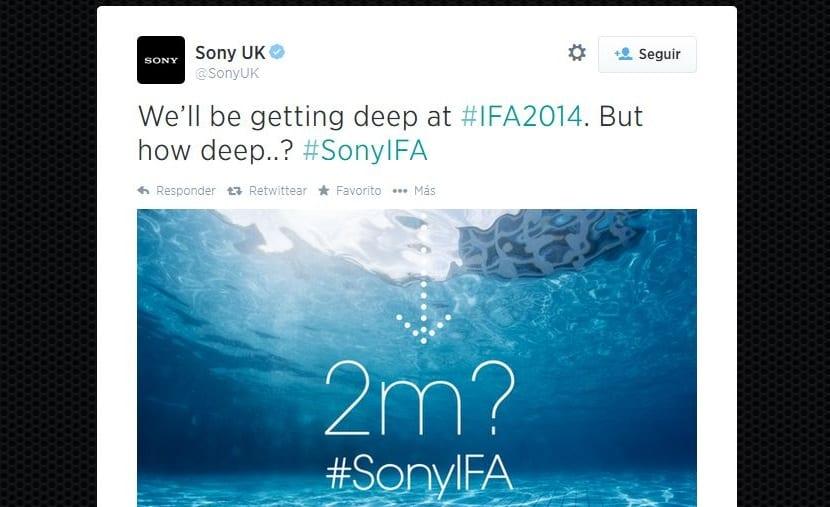Sony nuevos dispositivos