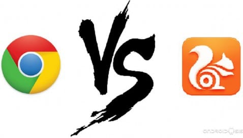 Test de velocidad: Chrome vs CM Browser