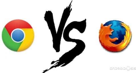 Test de velocidad: Chrome vs Firefox ¿qué navegador web para Android será más rápido?