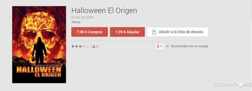 ¡Especial Halloween!: 5 películas de Terror imprescindibles para Halloween