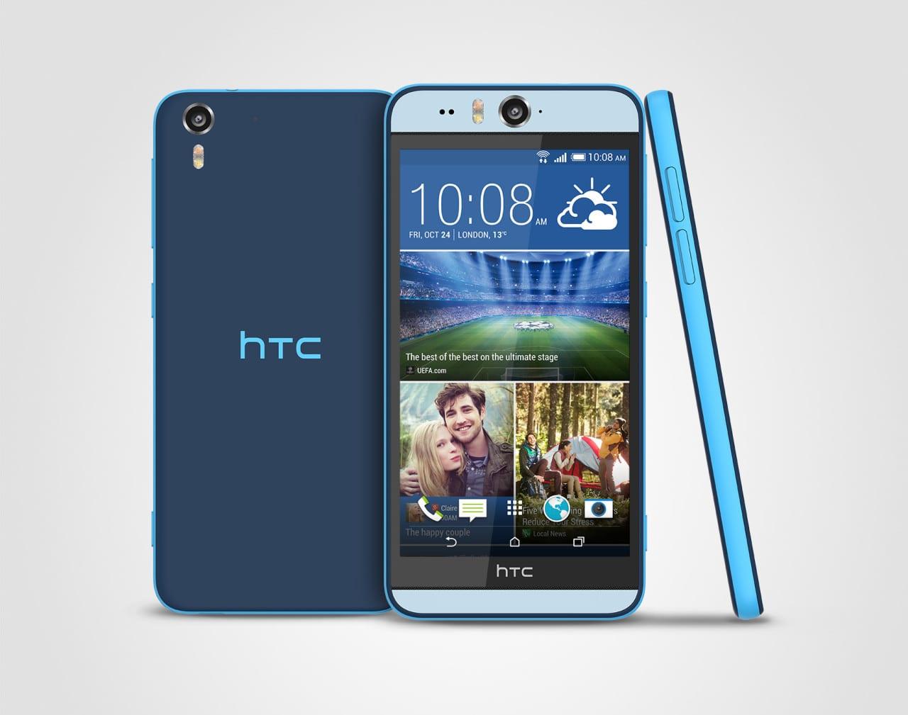 Comparativa HTC Desire EYE HTC One M8 (3)