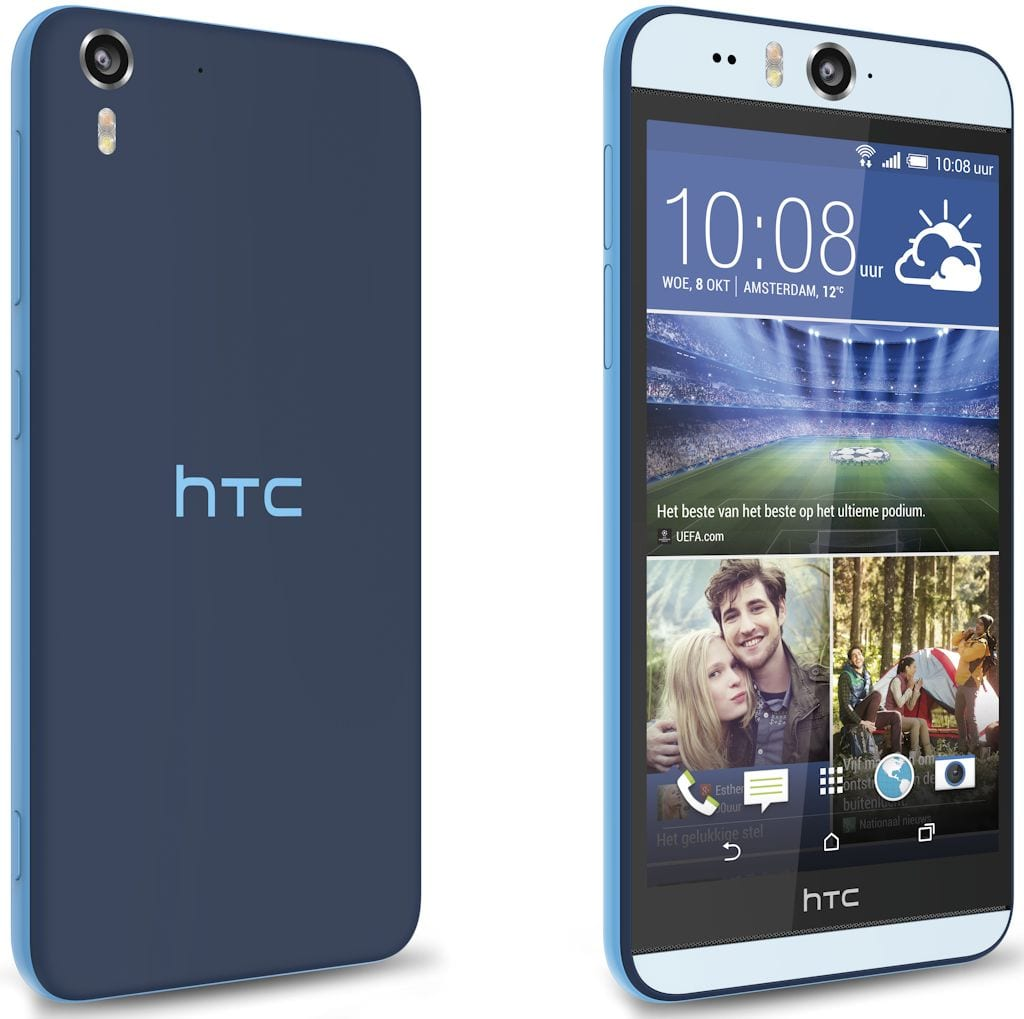 Comparativa HTC Desire EYE HTC One M8 (4)
