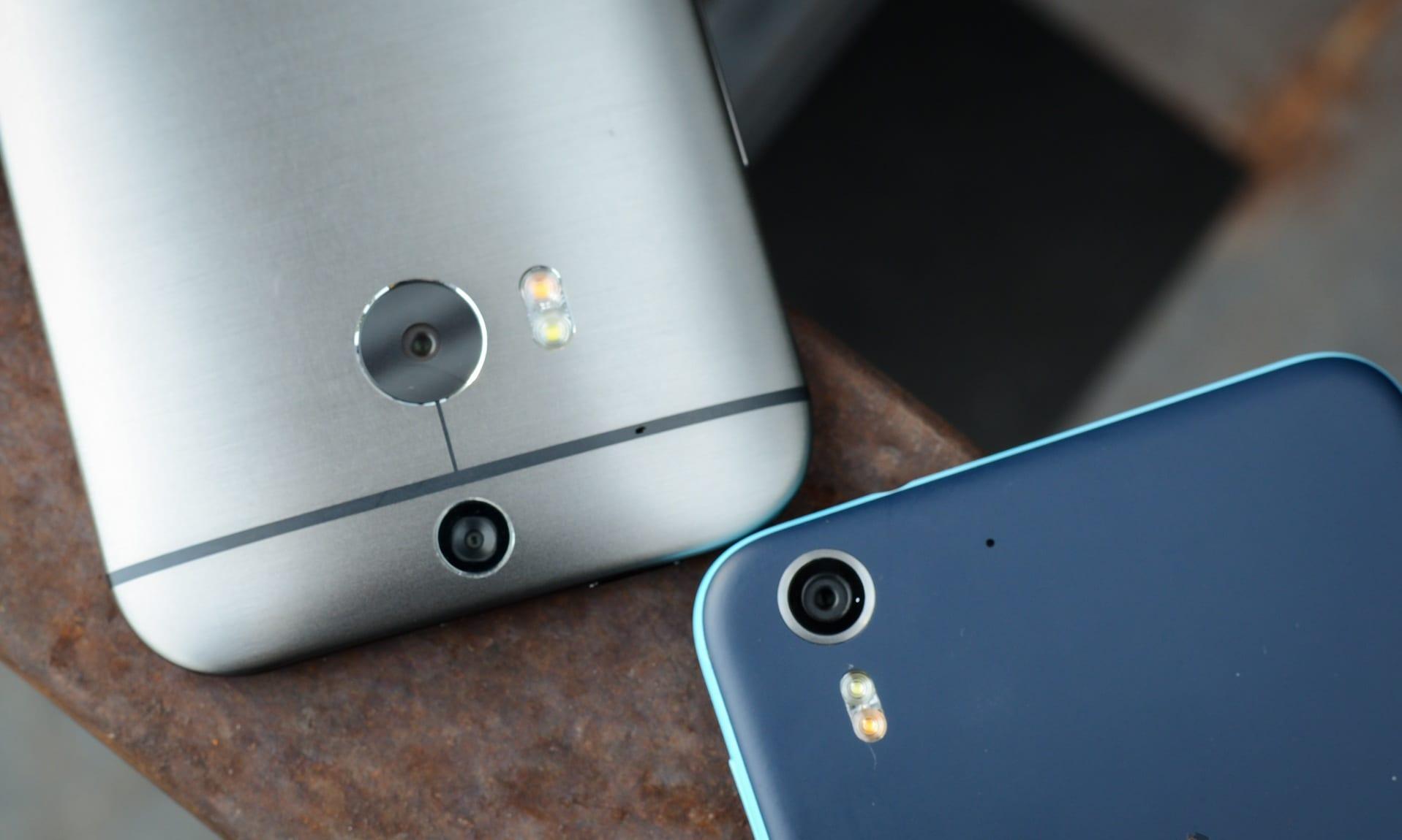 Comparativa HTC Desire EYE HTC One M8 (5)