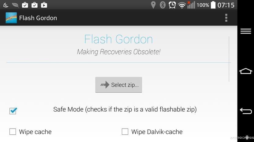 Aplicaciones increíbles para Android: Hoy, Flash Gordon