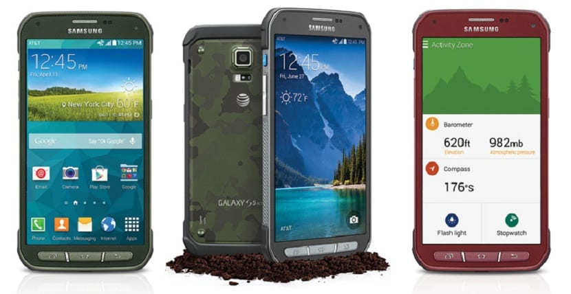 Samsung Galaxy S5 Active (1)