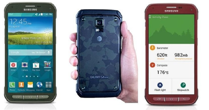 Samsung Galaxy S5 Active (2)
