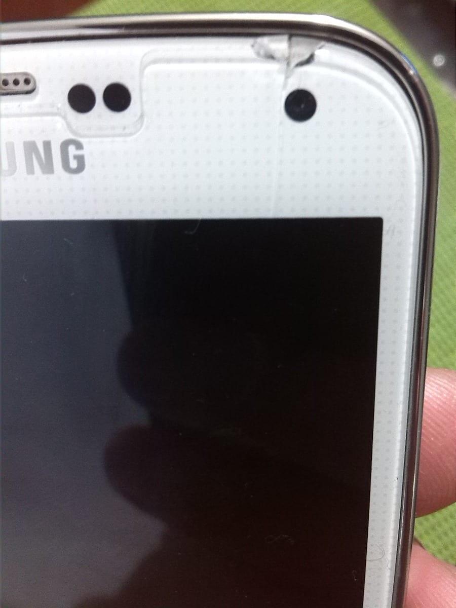 Samsung Galaxy S5 roto