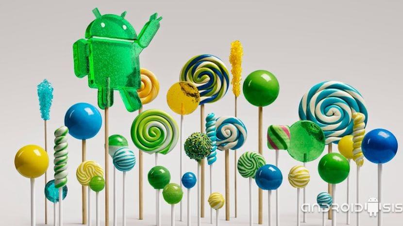 Android L es finalmente Lollipop y llegará en las próximas semanas