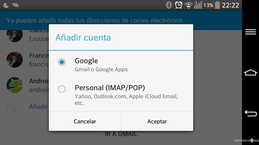 [APK] Descarga e instala Gmail 5.0 Material Design ROOT