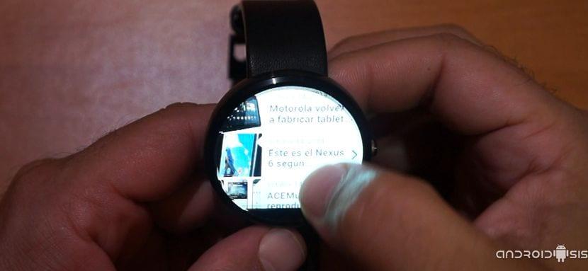 Aplicaciones imprescindibles para Android Wear: Hoy Wear Internet Browser