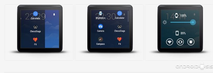 Aplicaciones imprescindibles para Android Wear: Hoy, Wear Mini Launcher