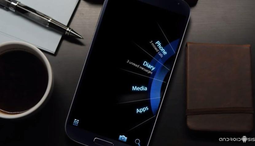 Aplicaciones increíbles para Android: Hoy Splay Launcher