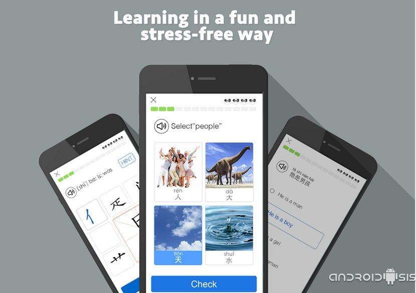 Learn Chinese Mandarin, aprende Chino gratis desde tu Android