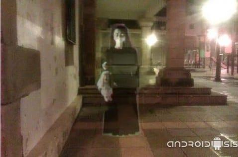 Especial Hallowen: Broma Fantasma