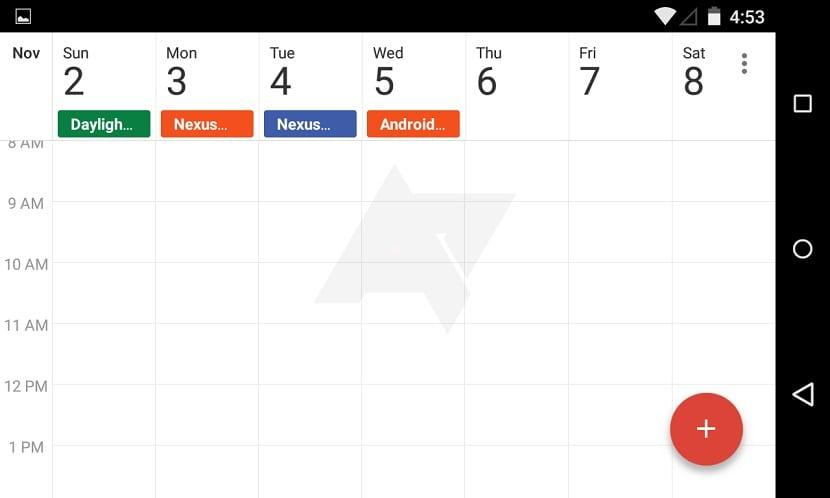 Apaisado Calendar
