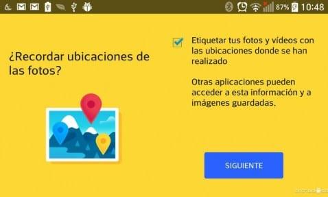 [APK] La nueva cámara de Android 5.0 Lollipop