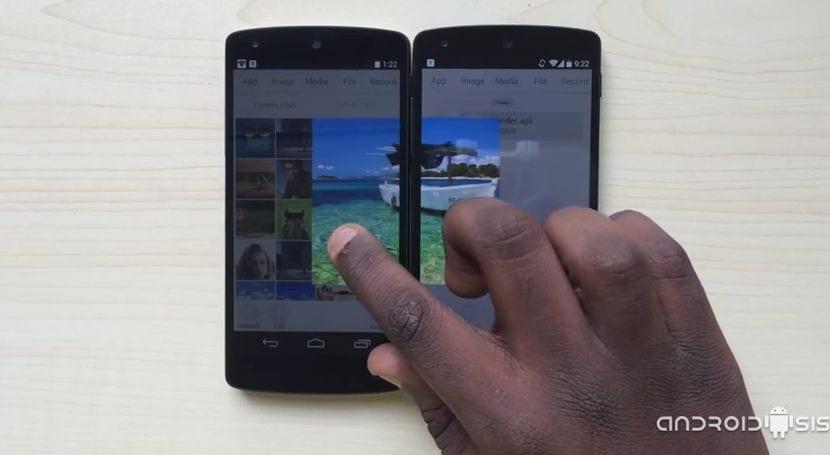 Cómo compartir archivos fácilmente entre cualquier tipo de dispositivo