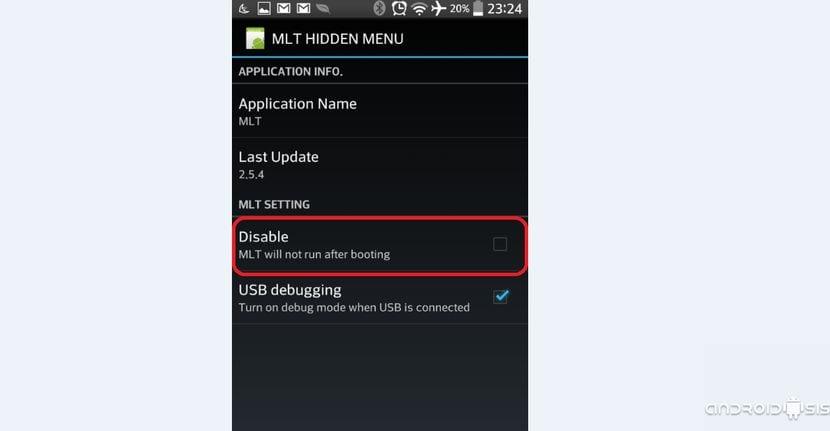 Cómo liberar 150 Mb de RAM en nuestro LG G2 con este sencillo truco