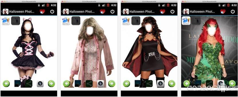 Especial Hallowen: Foto montaje Hallowen