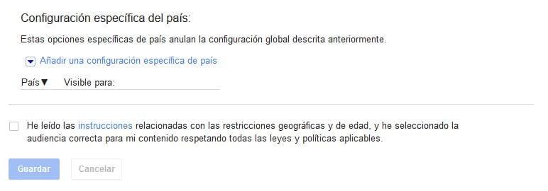 Google+ basado en localización