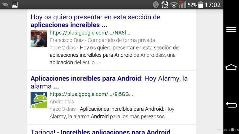 Google Now ya entiende los signos de puntuación
